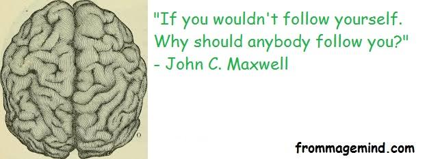 2018 09 08 John C Maxwell