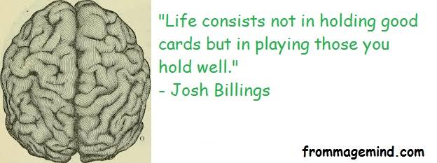 2019 01 01 Josh Billings